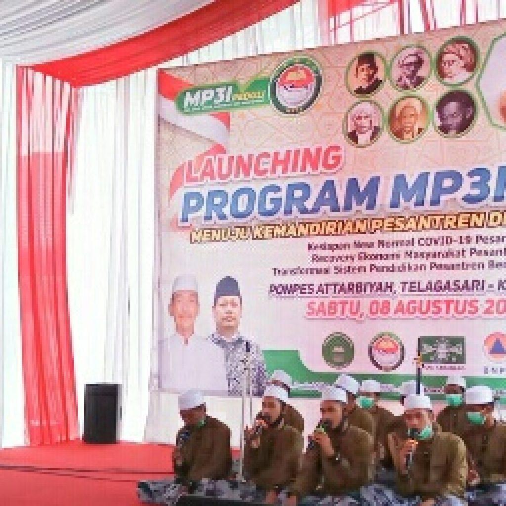 Bantuan Rp2,3 Triliun untuk Pesantren Diluncurkan di Karawang